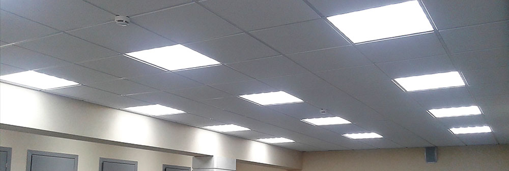 Светодиодный встраиваемый светильник Армстронг